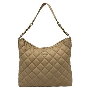 Kate Spade Gold Coast Quilted Serena Hobo